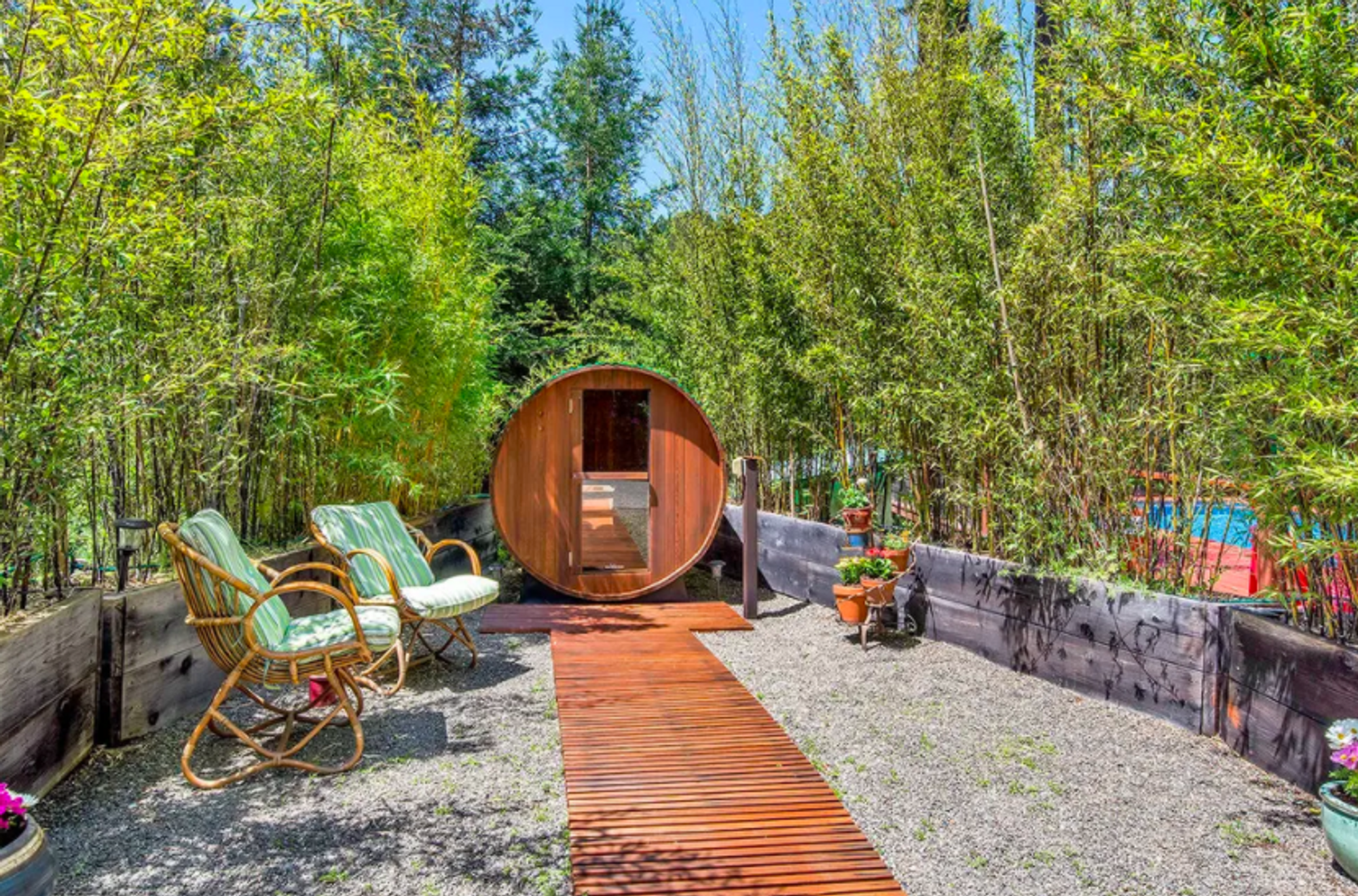 3 Funky Staycation Rentals in Marin and Sonoma